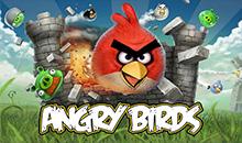 《愤怒的小鸟》游戏壁纸赏析 小鸟齐齐卖萌啦