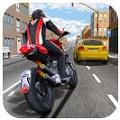 摩托交通比赛