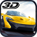美女3D賽車