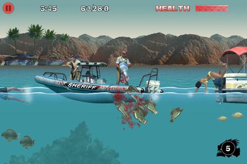 食人鱼 3DD