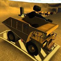 矿用卡车模拟器3D