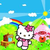Hello Kitty梦想花园嘉年华