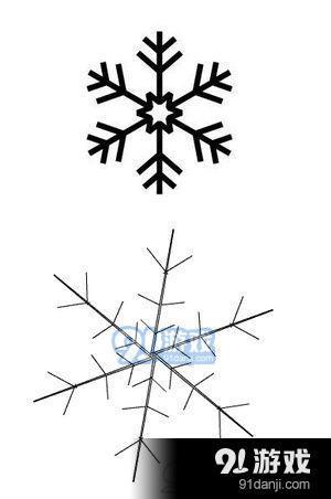 qq画图红包雪怎么画 qq红包雪画法教程