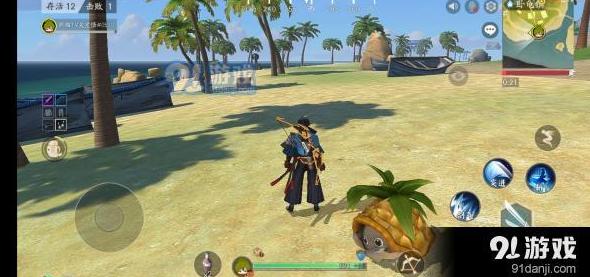 风云岛行动卧龟岛怎么玩?卧龟岛玩法技巧攻略