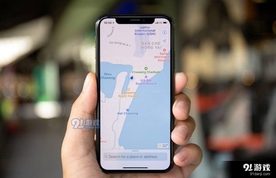 苹果:iPhone11机型已使用北斗系统作为其位置数据系统的一部分
