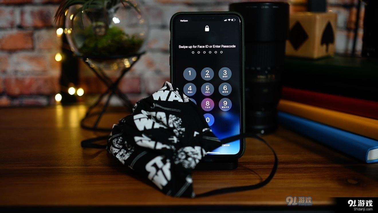 苹果被要求用户不摘口罩也能解锁iPhone