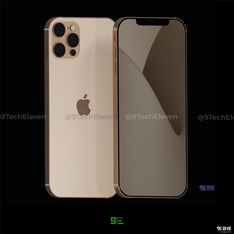 iPhone12Pro最新渲染图曝光 iPhone12Pro配置怎么样