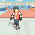 滑板特技競賽