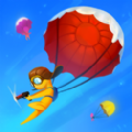 Fun skydiver