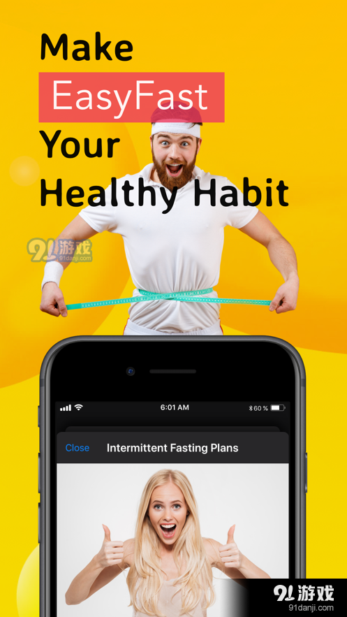 EasyFast Intermittent Fasting